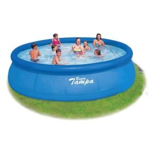 nadzemní nafukovací bazén